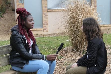 Interview pour notre