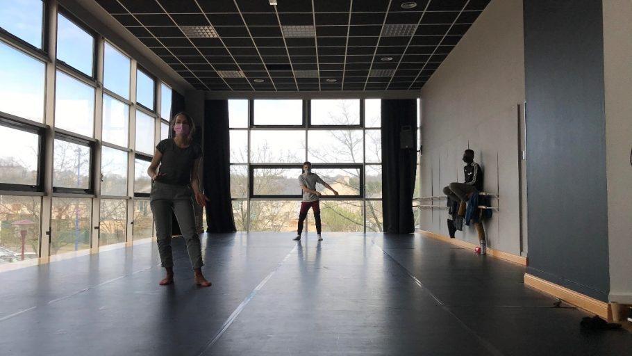 atelier danse collège
